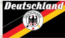 Germany Deutschland Eagle 5'x3' (150cm x 90cm) Flag